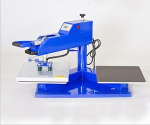 Double Bottom Tables Heat Press Machine/ Heat Press pictures & photos