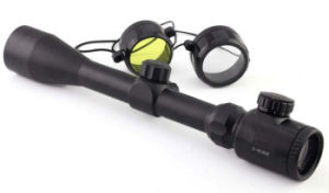 Tactical Hunting 3-9x40e Tri Rail Red & Green Rangefinder Rifle Scope pictures & photos