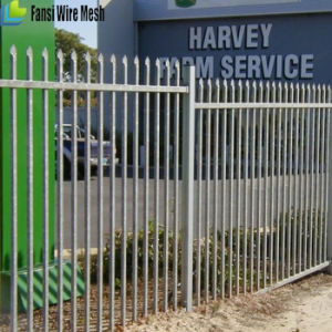 China Supplier Cheap Fence Heavy Duty Galvanized Steel Fence pictures & photos