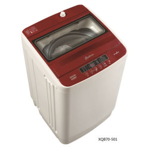 7.0kg Fully Atuo Washing Machine (plastic body/glass lid) XQB70-501 pictures & photos