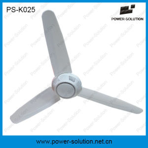 900mm 36′ 12V DC Solar Ceiling Fan with Lighting and Mobile Charging pictures & photos