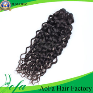 Inexpensive 7A Grade Hot Selling Brazilian Human Hair Extension pictures & photos