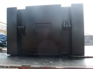 8t Iron Cast Counter Weight pictures & photos