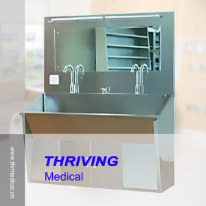 Stainless Steel Scrub Sink (THR-SS027) pictures & photos