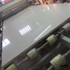 China Manufacture Artificial Quartz Stone / Man Made Stone Quartz pictures & photos