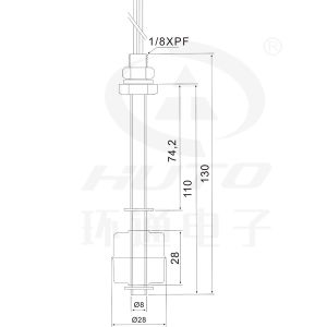 Stainless Steel Water Level Switch pictures & photos