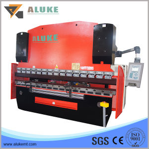 Semi-Automatic Bending Machine with E200d Nc Controller pictures & photos