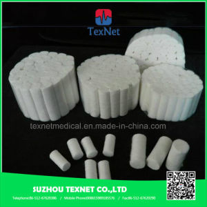 Sterile Dental Cotton Roll for Medical Use pictures & photos