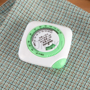 Wallet Shape Kongki Brand Wholesale Mini Body Measuring Tape to Print Logo