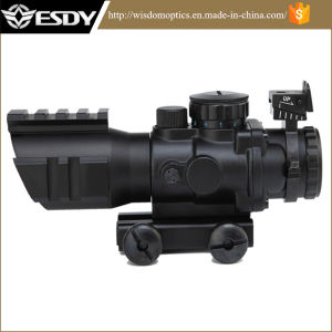 Tactical Optical Fiber Red/Green/Blue DOT Sight Scope pictures & photos