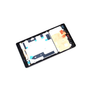 Hot Transparent LCD Touch Screen Glass for Sony Xperia T2 Ultra pictures & photos