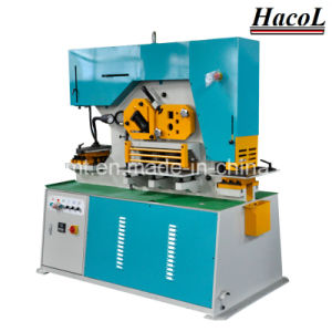 Iron Worker/Hydraulic Punch & Shear Metalworker/Fabrication Machines pictures & photos