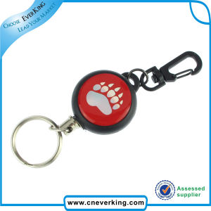Hot Sales Retractable Badge Reel for ID Card Holder pictures & photos