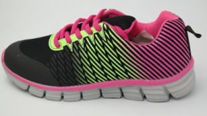 Sports Running Shoes Children Sneaker Top Quality Competitive Price (AKRS35) pictures & photos