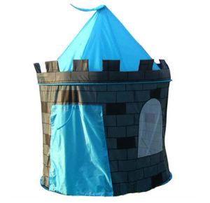 Portable Folding Fashion Castle Play Tent pictures & photos