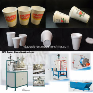 Expanded Polystyrene Plastic Cup Bowl Box EPS Foam Machine pictures & photos