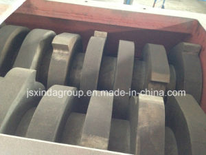 Tyre Shredder Car Truck Tires Crusher pictures & photos