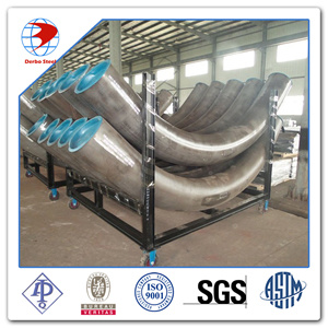 Factory Bends API5l X52 Psl1 with Coating pictures & photos