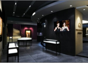 Shopping Mall Luxury Jewelry Mall Kiosk Ideas pictures & photos