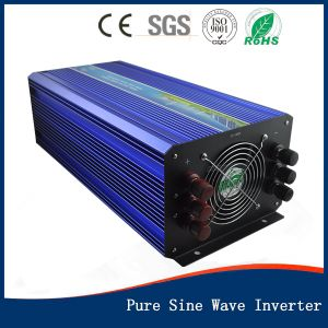 Pure Sine Wave DC to AC Solar Power 5000W Inverter pictures & photos