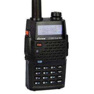 7 Watt High Ouput Dual Band Radio Lt-8W Long Range Walkie Talkie pictures & photos