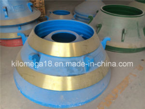 Cone Crusher Parts (mantle) for Exporting pictures & photos