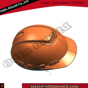 Worker Helmet Plastic Injection Mould pictures & photos