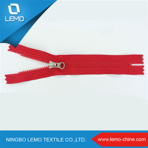 New Design Plastic Zipper for Bag pictures & photos