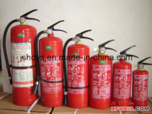 Portable Dry Powder Fire Extinguisher (GB4351.1-2005)
