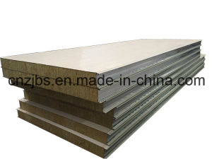Mineral Wool Core Panel for External Wall pictures & photos