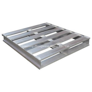 Aluminium Pallet for Wood, Metal, Plastic and Slip Sheet (ZW-APA-001)