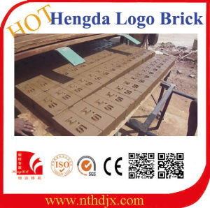 Made in China! Nantong Hengda Fully Automatic Logo Brick Machine pictures & photos