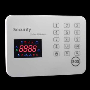 Factory Price! Wireless Touch Screen GSM Alarm System pictures & photos
