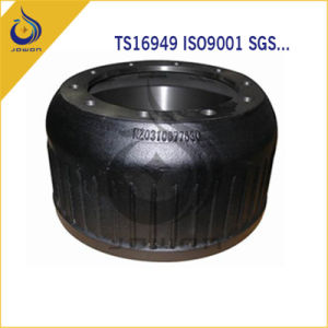 ISO/Ts16949 Certificated Auto Parts Brake Drum pictures & photos