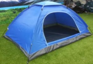 Traveling 3-4 Person Lightweight Outdoor Family Camping Tent pictures & photos