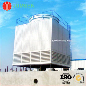 FRP Cross Flow Industrial Square Cooling Tower System