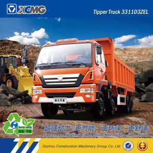 XCMG Official 8X4 375HP Dump/Heavy-Duty Tipper Trucks pictures & photos