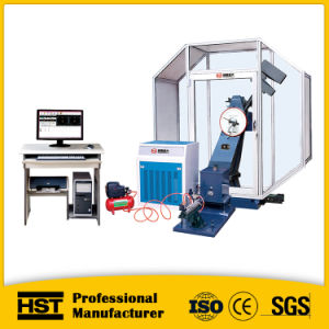 Computer Control High Performance Automatic Impact Testing Machine 300j pictures & photos