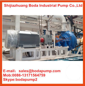 Centrifugal Ash Slurry Pump pictures & photos