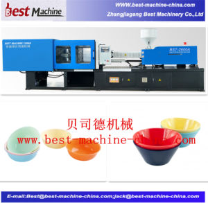 Plastic Injection Machine/Plastic Injection Molding Machine pictures & photos
