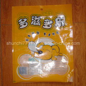 Clear Plastic Pet Food Bags for Dogs pictures & photos