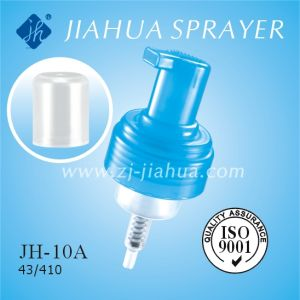Fine Plastic Foam Pump with Clear Cover or Lock Switch (JH-10A-2) pictures & photos