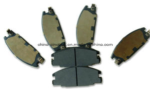 Professional Supply Original Brake Pad for Nissan Tb063