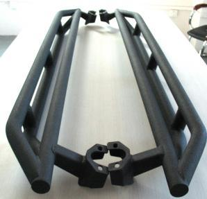Steel Side Step for Jeep Wrangler Jk 2 Doors pictures & photos