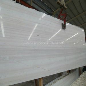 Decoration Stone Rainbow Wooden Vein Marble Slabs for Countertop/Tile pictures & photos