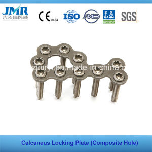 Orthopedic Implant Trauma Bone Plate Calcaneus Locking Plate pictures & photos