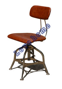 Industrial Dining Turner Vintage Toledo Wooden Bar Stools Chair pictures & photos