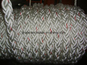 8strand PP Rope Nylon Rope Mooring Hawser pictures & photos