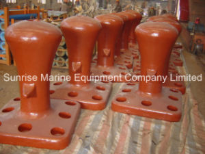 Marine Deck Equipment Cast Steel Bollard Sb-100A