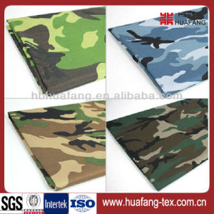 T/C 65/35 Military Camouflage Fabric pictures & photos